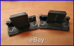 Organizer for AXA series Lathe Quick Change Tool Holders x6 pack -Black