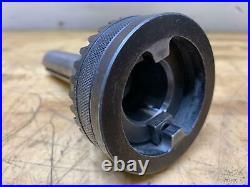 Original Bridgeport QJ-H Quick Change Tool R8 Shank, QJ-14, QJ12, QJ-25 Milling