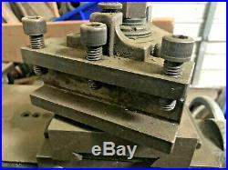 Original Multifix Type B Quick Change Tool Post Lathe Tool Holder Switzerland