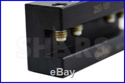 Out of Stock 90 DaysSHARS 6-12 AXA Quick Change CNC Tool Post #1Turning Facing