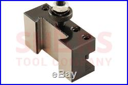 Out of Stock 90 Days SHARS Up to 8 OXA Quick Change CNC Tool Post 1 Turning Fa
