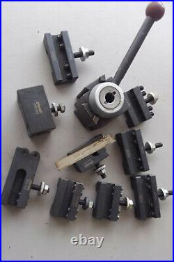 Phase 2 BXA quick change tool post and holders 250-222