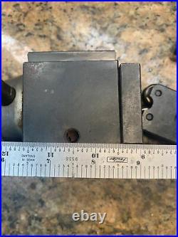 Phase 2 II Quick Change Tool Post Set 5 Holders 251-111 Aloris AXA N404