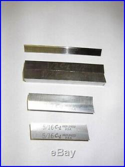 Phase II 2 Quick Change Tool Post Set Holders Wedge Style 251-111 AlorisAXA size