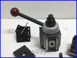 Phase II AXA Quick Change Tool Post 9 12 Swing 250-100