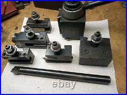 Phase II Quick Change Tool Post 250-200 With Tool Holders