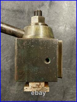 Quick Change Precision Tool Post