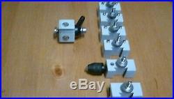 Quick Change Tool Post For Emco Unimat SL/DB