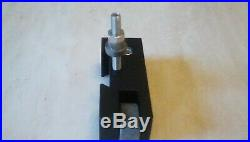 Quick Change Tool Post For Mini Lathe 7x10,12,14
