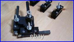 Quick Change Tool Post For Proxxon PD250 Lathe