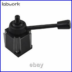 Quick Change Tool Post Set AXA Size 250-111 Set Wedge Type for Lathe 6- 12 New