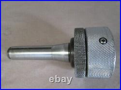 Rapidaptor Quick Change Tool Mount, With R-8 Shank, Nice Condition