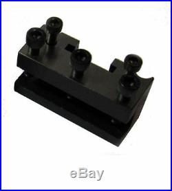 Rdg Tools Hbm Quick Change Tool Post For Myford Lathe With 2 Holders Swiss Type