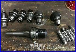 Royal quick easy change tool r8 collet Milling Machine Bridgeport