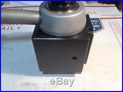 SLIGHTLY USED Aloris CA Series Quick-Change Precision Tool Post 14 20 Swing