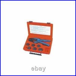 Sg Tool Aid 18960 Quick Change Ratcheting Terminal Crimping Kit