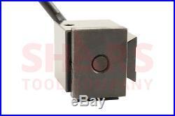 Shars 14-20 CNC Lathe CA Piston Quick Change Tool Post Set 250-400 Aloris New