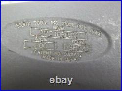 Sioux 1/4 Hex Head Quick-Change Pneumatic Impact Air Tool 2P2108BTC RPM 300