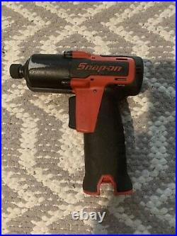 Snap On 14.4 V 1/4 Hex Quick Change Impact Driver (Tool only) (Red)
