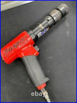 Snap-On PH3050B Quick Change Chuck Air Hammer Air Tool 90PSIG Red
