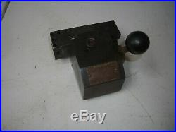South Bend Atlas Clausing Rockwell metal Lathe KDK Quick Change Tool post Mill