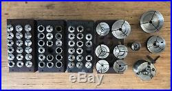 South Bend Lathe 10 With 6 Tool Turret / Quick Change Tool Post / Tooling + More