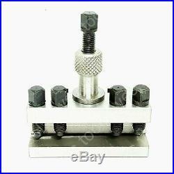 T51 T1 Quick Change Tool Post Holder Boxford Myford QuickChange Toolpost UK