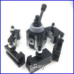 Toolpost Quick Change Piston 250-300 Kit For Cnc Metal Lathe Tool Post Holder