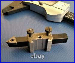 Tripan 011 Quick Change Tool Post Holder with 031 bit holder