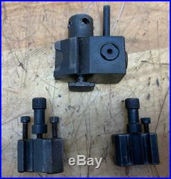 Tripan Levin Lathe Rapid Change Tool Holder Set 011 031 032 Quick Change Post