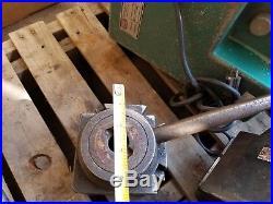 Used Aloris Ca Tool Post, Quick Change, Wedge Style