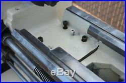 Used Cadillac 1440g 14-40 Lathe, 8 3 Jaw Chuck, Mack Quick Change Tool Post