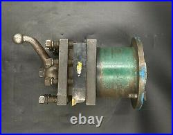 Used Heavy Duty Quick Change 4 Position Tool Post with Turning Cutting Tools