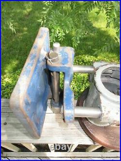 Vintage Atlas/Craftsman Drill Press Quick-Change Belt Release Motor Mount. NICE