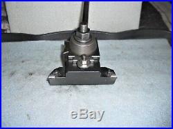 Yuasa 740-200 Quick Change Tool Post with Yuasa 216 Combination Turning Holder-BXA