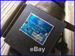 Yuasa Quick Change Tool Post 740-100 W 740-102 Holder Adapter Dorian MSDNN08-3B